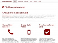 dialaccessnumbers.co.uk