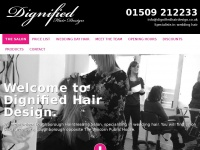 dignifiedhairdesign.co.uk
