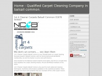 1st4cleanercarpetsbalsallcommon.co.uk