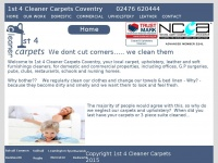1st4cleanercarpetscoventry.co.uk