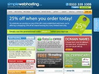 simplewebhosting.co.uk