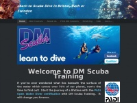 dm-scuba.co.uk