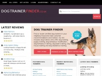 dogtrainerfinder.co.uk