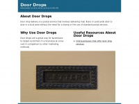 Doordrops.co.uk