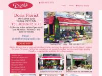 dorisflorist.co.uk