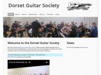 Dorsetguitarsociety.org.uk