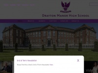 draytonmanorhighschool.co.uk