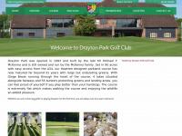 draytonparkgolfclubabingdon.co.uk