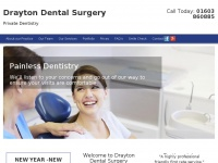 draytondental.co.uk