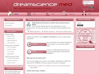 dreamscience-medical.co.uk