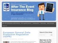 aftertheeventinsuranceblog.co.uk