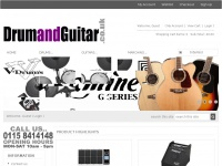 drumandguitar.co.uk
