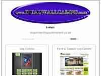 dualwallcabins.co.uk