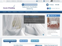 duvetsnbedding.co.uk