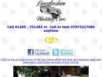 lincolnshireweddingcars.co.uk