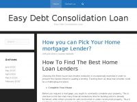 easy-debt-consolidation-loan.co.uk