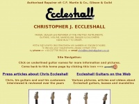 eccleshallguitars.co.uk