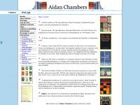 aidanchambers.co.uk