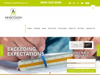 ainscoughtraining.co.uk