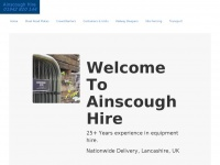 ainscoughhire.co.uk