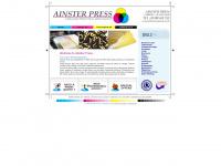 ainsterpress.co.uk