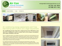 Airconenergysolutions.co.uk