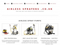 Airlesssprayers.co.uk