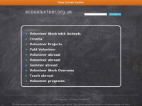 ecovolunteer.org.uk