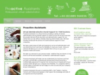 proactiveassistants.co.uk