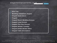 Elegantenhancements.co.uk