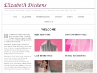 elizabethdickensveils.co.uk