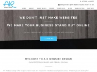 arwebsitedesign.co.uk