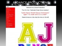 ajdance.co.uk