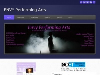 envyperformingarts.co.uk