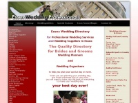 essexweddingprofessionals.co.uk
