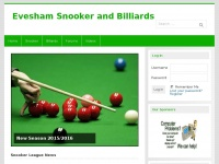Eveshamsnooker.co.uk