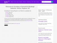 exbudscouts.org.uk