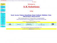 aksolutions.co.uk