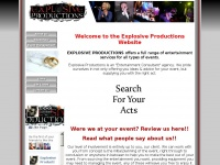 explosiveproductions.co.uk