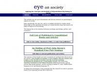 eyeonsociety.co.uk