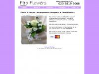 fabflowers.co.uk