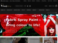 fabricspray.co.uk