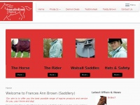 fabsaddlery.co.uk