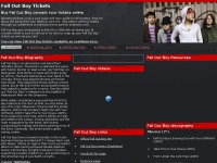 falloutboytickets.co.uk