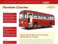 farnhamcoaches.co.uk