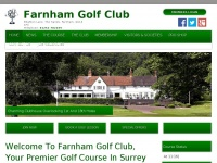 farnhamgolfclub.co.uk