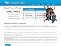 fastunsecuredloans.org.uk