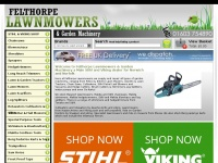 felthorpelawnmowers.co.uk