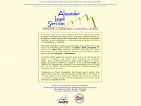 alexander-legal-services.co.uk