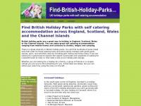 find-british-holiday-parks.co.uk